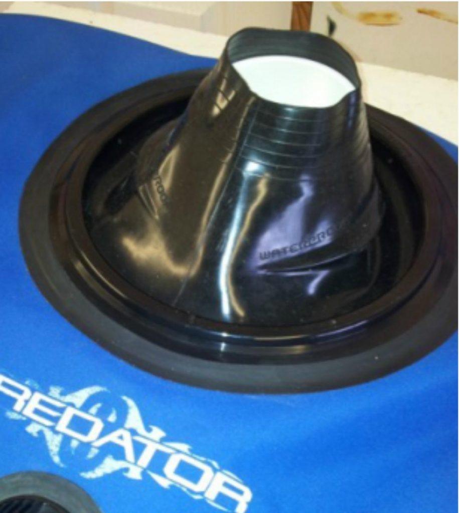 Drysuit Neck Seal Repairs